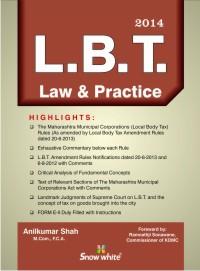 Buy L.B.T. LAW & PRACTICE