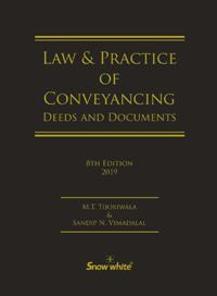 LAW AND PRACTICE OF CONVEYANCING (DEEDS & DOCUMENTS)