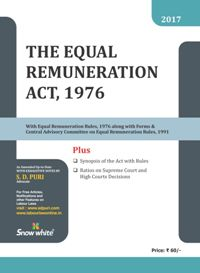 The Equal Remuneration Act, 1976