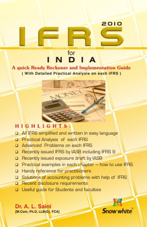 IFRS for INDIA
