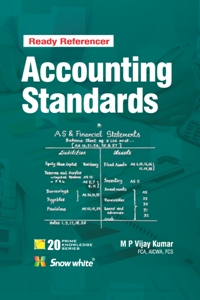 ACCOUNTING STANDARDS - READY REFERENCER