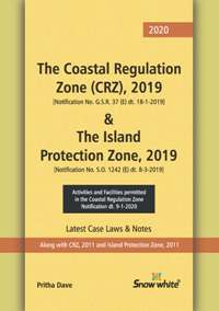 Buy THE COASTAL REGULATION ZONE (CRZ), 2019 & THE ISLAND PROTECTION ZONE, 2019