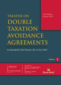 Buy TREATISE ON DOUBLE TAXATION AVOIDANCE AGREEMENTS