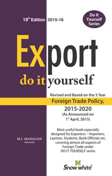 Buy EXPORT DO IT YOURSELF