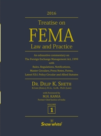 Buy Treatise on FEMA LAW AND PRACTICE