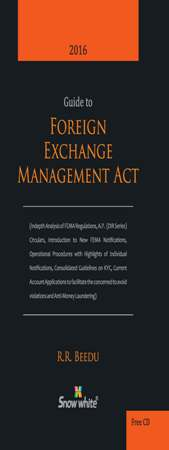 Buy GUIDE TO FOREIGN EXCHANGE MANAGEMENT ACT