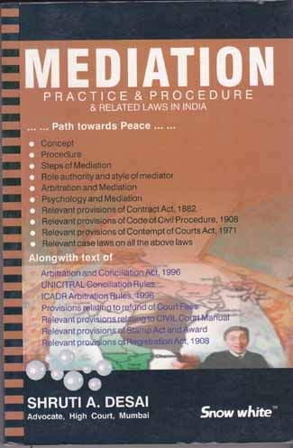MEDITATION (PRACTICE & PROCEDURE & RELATED LAWS IN INDIA)