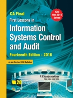 First Lessons in Information Systems Control And Audit
