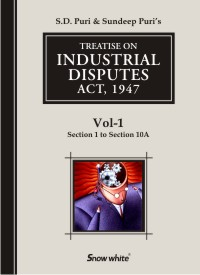 TREATISE ON INDUSTRIAL DISPUTES ACT, 1947