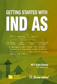GETTING STARTED WITH IND AS
