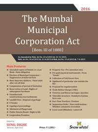 The Mumbai Muncipal Corporation Act