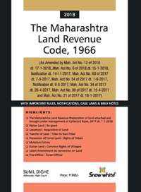 The Maharashtra Land Revenue Code, 1966