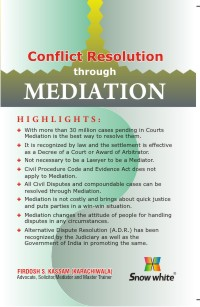 Conflict Resolution through MEDIATION
