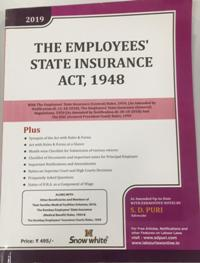 THE EMPLOYEES STATE INSURANCE ACT, 1948