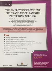 THE EMPLOYEES PROVIDENT FUNDS AND MISCELLANEOUS PROVISIONS ACT 1952