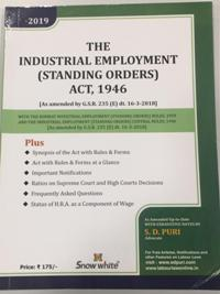 THE INDUSTRIAL EMPLOYMENT (STANDING ORDERS) ACT, 1946