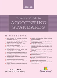 Practical Guide to INDIAN ACCOUNTING STANDARDS