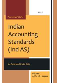 SNOWWHITE'S INDIAN ACCOUNTING STANDARDS ( Ind AS )