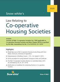 Law Relating to Co-operative Housing Societies