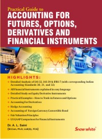 Practical Guide to ACCOUNTING FOR FUTURE, OPTIONS, DERIVATIVES AND FINANCIAL INSTRUMENTS