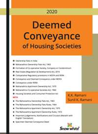DEEMED CONVEYANCE OF HOUSING SOCIETIES
