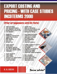 Export Costing And Pricing - With Case Studies Inconterms 2000