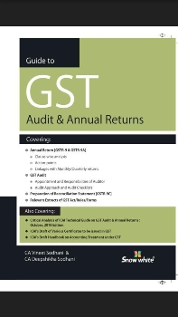 GUIDE TO GST AUDIT & ANNUAL RETURNS