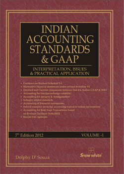 INDIAN ACCOUNTING STANDARDS & GAAP