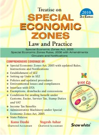 Treatise on SPECIAL ECONOMIC ZONES (Law and Practice)