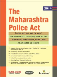 THE MAHARASHTRA POLICE ACT