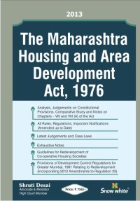 THE MAHARASHTRA HOUSING AND AREA DEVELOPMENT ACT, 1976