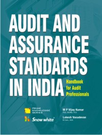 AUDIT AND ASSURANCE STANDARDS IN INDIA