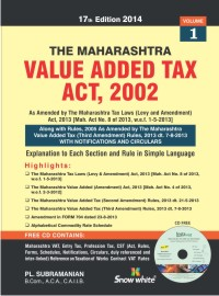 THE MAHARASHTRA VALUE ADDED TAX ACT, 2002