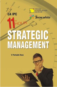 Strategic Management for CA IPCC - 11th Hour